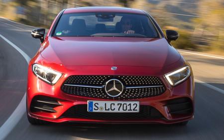 Mercedes Benz Cls 450 2019 4