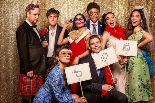 'Amor. Boda. Azar': una comedia romántica de Netflix para los más incondicionales del subgénero