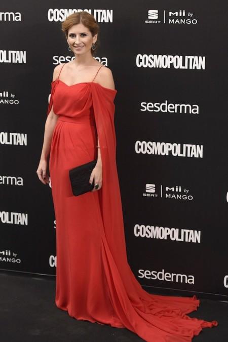 Rebeca Premios Cosmo 2014