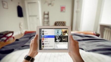 Spotify convierte al iPad en tu centro musical