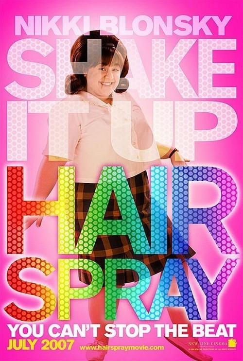 Foto de Más posters de 'Hairspray' (1/10)