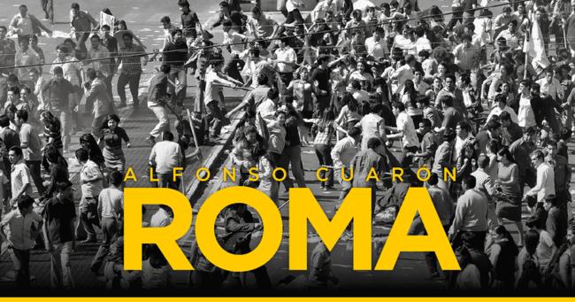 'Roma', del director mexicano Alfonso Cuarón, se estrenará en cines de México antes que en Netflix