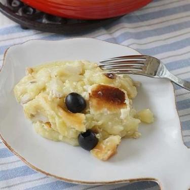 Bacalao a la Zé do Pipo, receta tradicional portuguesa