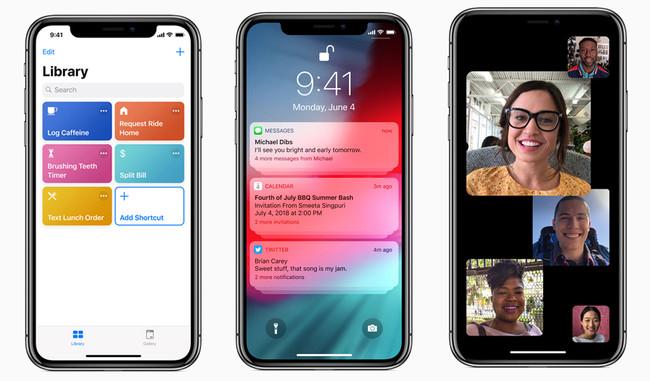 Cómo actualizar a iOS 12: novedades más importantes y modelos de iPhone compatibles