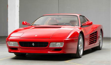 Ferrari Icona Testarossa