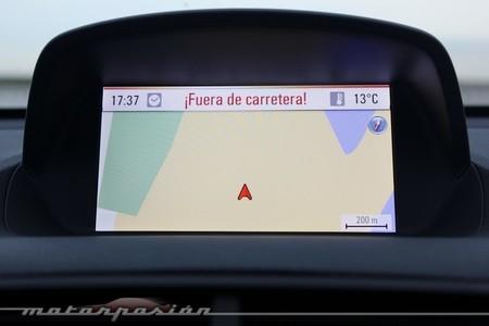 Opel Mokka, navegador GPS