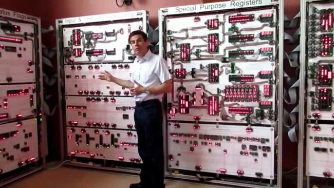 Megaprocessor