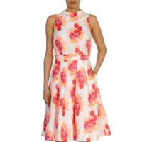 Vestido Flores Coast