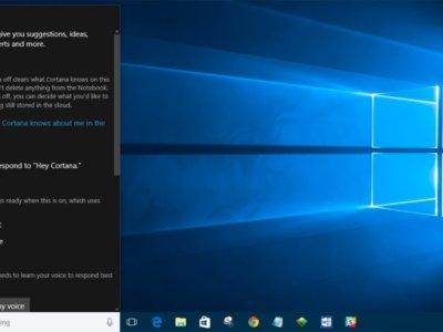 Esto es (casi) todo lo que puedes hacer con Cortana en español en Windows 10