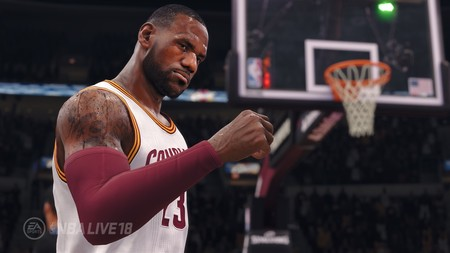 El demo gratuito de NBA LIVE 18 ya está disponible para usuarios de Xbox Live Gold y PS Plus