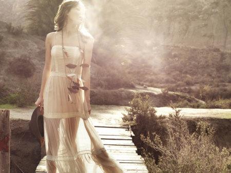 BDBA campaña Primavera-Verano 2013: luce tu lado más romántico