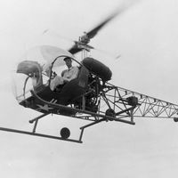 Los helicópteros de la DGT llevan casi seis décadas surcando el cielo: este es el origen del radar Pegasus