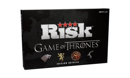 Por 46,99 euros, ¿serás capaz de conquistar Poniente con esta edición Juego de Tronos del clásico Risk?