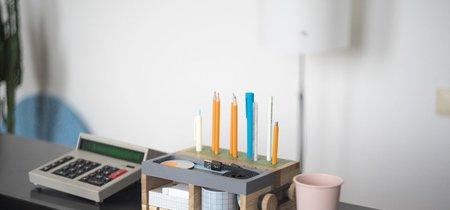 ¿Tu escritorio es un caos? MTO es el organizador más versátil que puedes imaginar