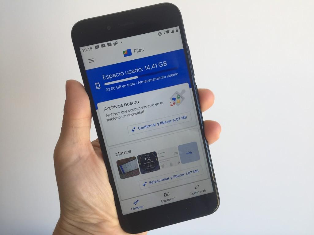 El manera oscuro llega a la apps Files de Google, ya puedas descargar el APK