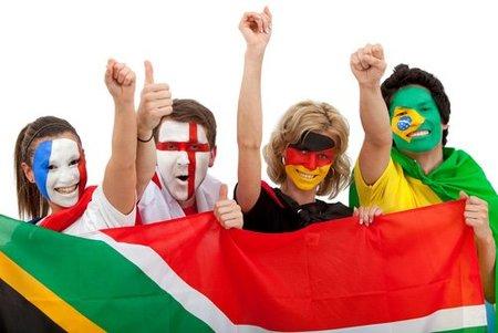 Mundial 2010: Los fans no podrán recibir a las selecciones en los aeropuertos