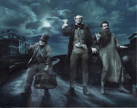 Los actores Jack Black, Will Ferrell y Jason Segel