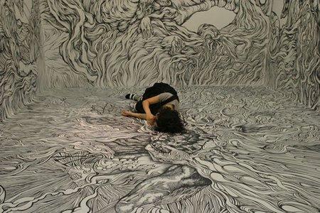 Psychedelic room, una habitación para no dormir