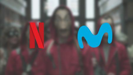 Movistar da cifras tras dos meses de integración con Netflix: 1 de cada 3 nuevos clientes lo ha contratado