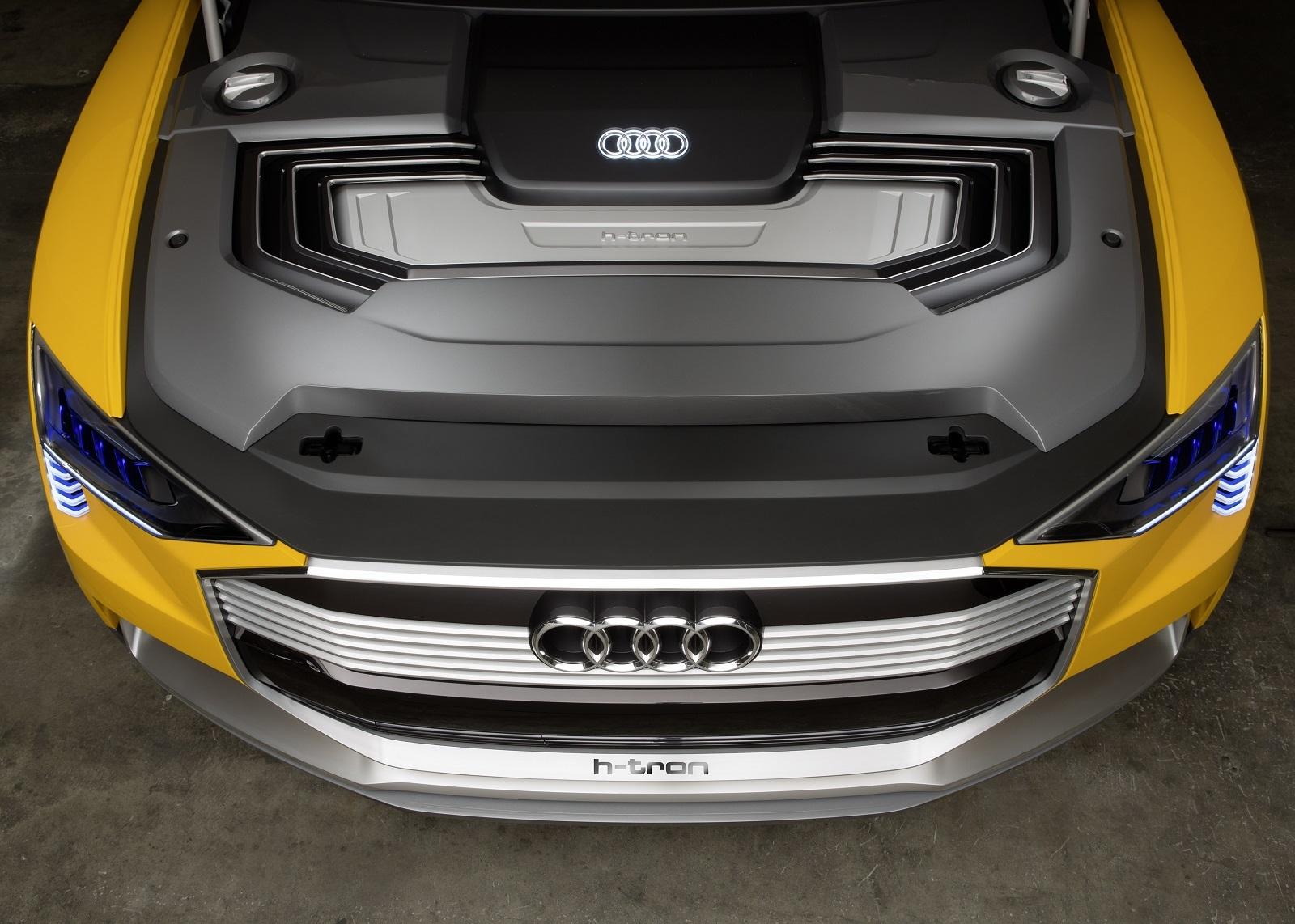 Foto de Audi h-tron quattro concept (6/8)