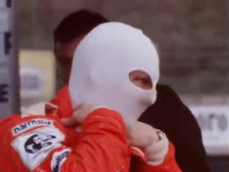 Niki Lauda Nurburging 1976