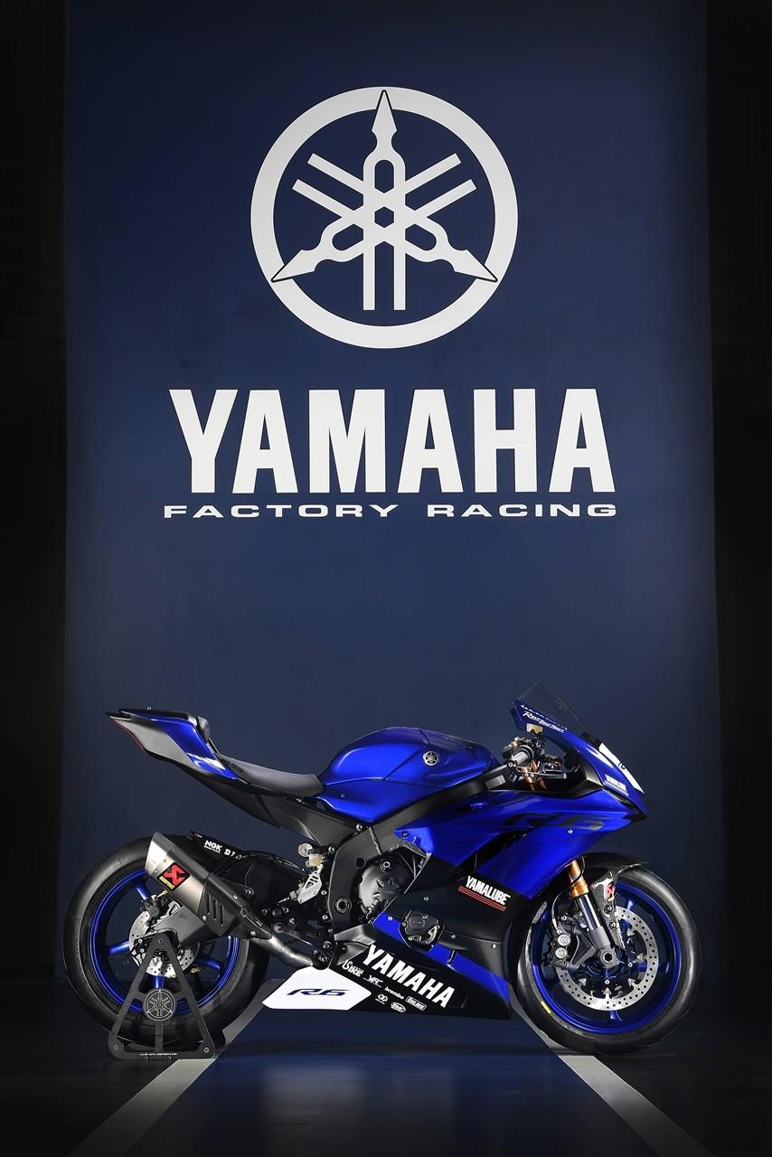 Foto de Yamaha YZF-R6 2017 Race Ready (24/27)