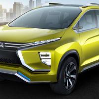 Así es el Mitsubishi XM Concept, una pieza más de la nueva imagen de Mitsubishi