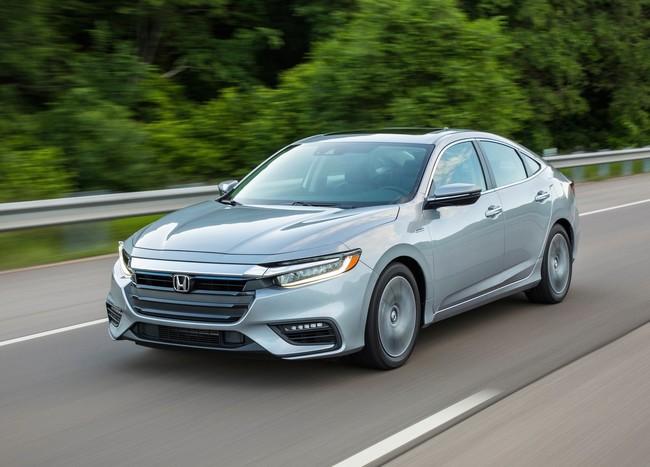 Honda Insight, Jaguar i-Pace y Mitsubishi Outlander PHEV ganan el Green Car of the Year 2019