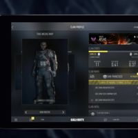 Así es la companion app de Call of Duty: Advanced Warfare