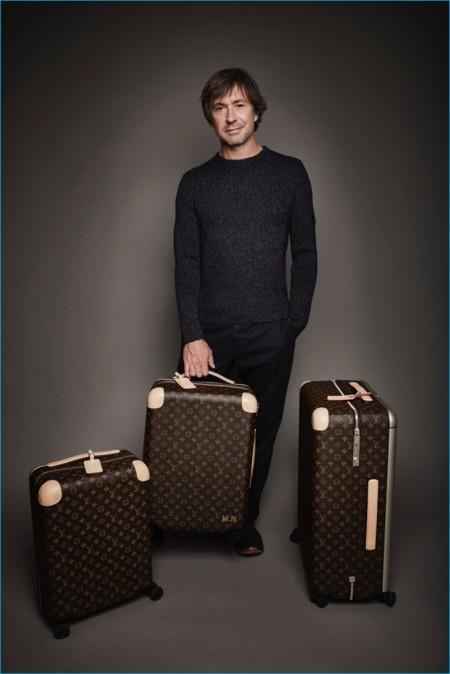 Marc Newson firma la última colaboración con Louis Vuitton