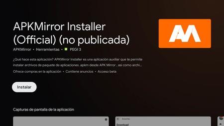 Apkmirror Android-OS Tv