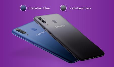 Samsung Galaxy M30 Oficial Colores