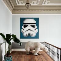 Darth Vader, Storm Trooper o Chewbacca en tu pared con IXXI Star Wars Art