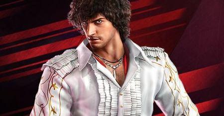 Tekken 6 - Miguel Caballero Rojo