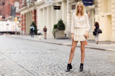 El vestido (blanco) perfecto para tus noches de verano [Los 50 flechazos del verano]
