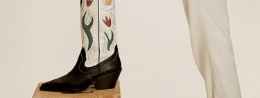 Estas son las botas (cowboy) de Mango que prometen causar sensación, y es posible que se agoten antes de lo esperado
