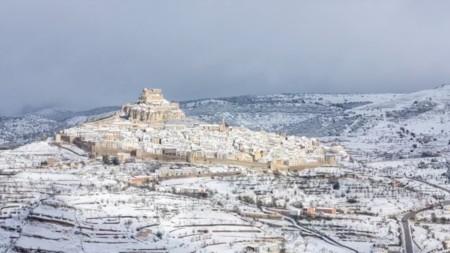 Morella: time-lapse de uno de los pueblos más bonitos de España