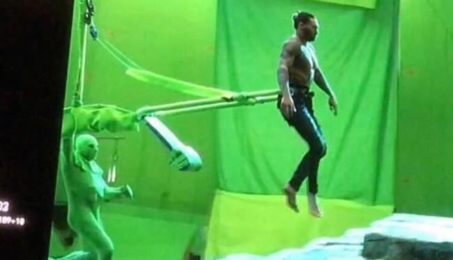 Efectos Aquaman