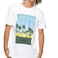 30% de descuento en la camiseta de manga corta Classic Salina Stars en Quiksilver: se queda en 18,19 euros