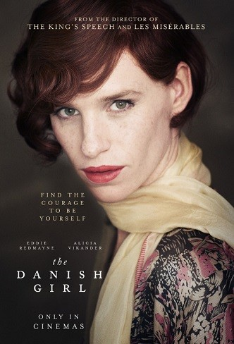 Poster de 'The Danish Girl'