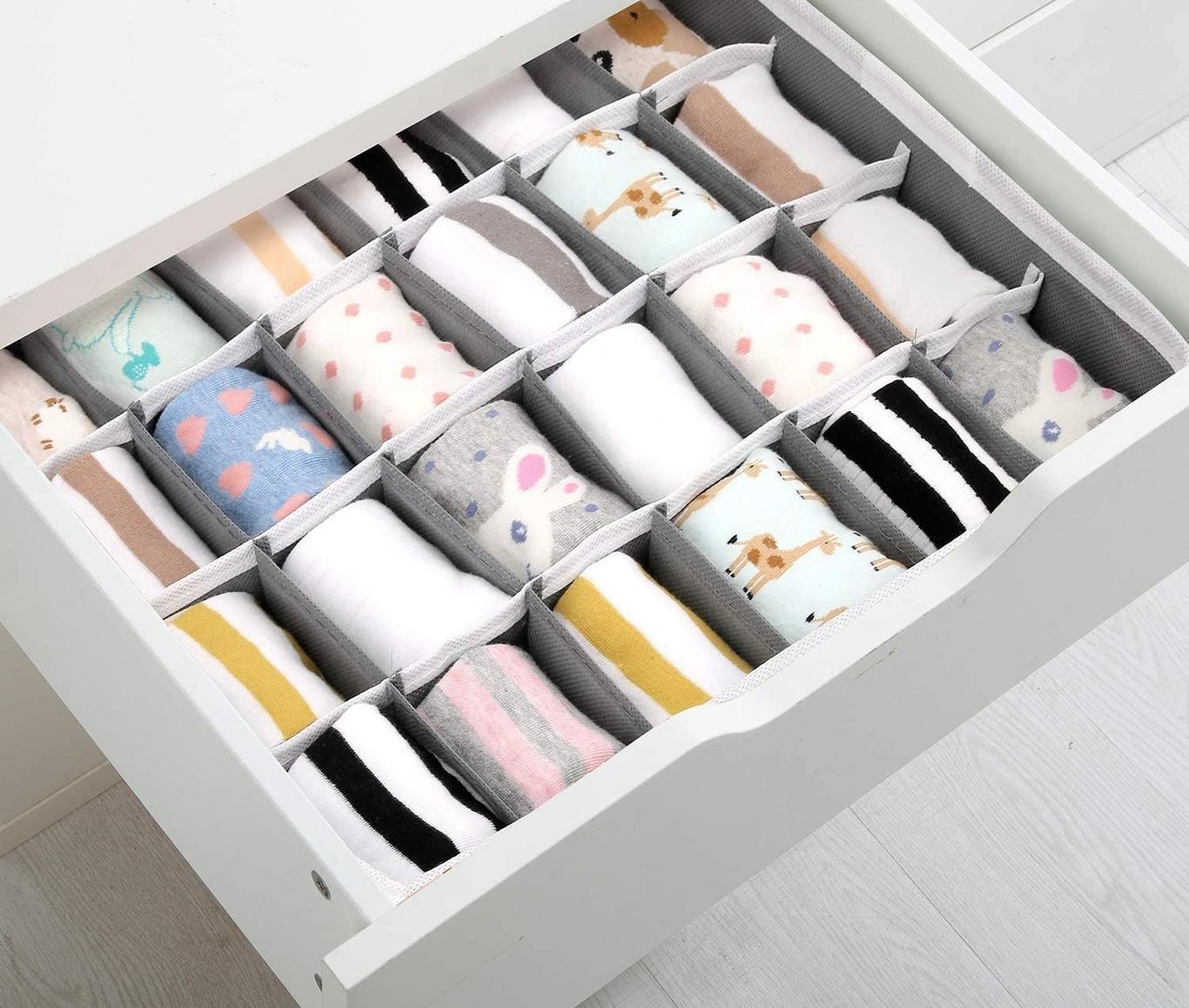 caja de ikea para ordenar braguitas