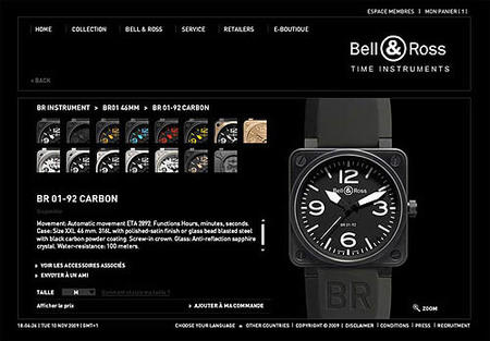 Bell & Ross da el salto a la red