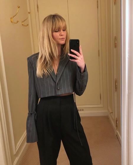 Los outfits para ir al trabajo pueden ser elegantes, estilosos y con un toque clásico (a la vez que moderno)