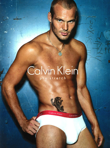 Calvin Klein Underwear Freddie Ljungberg Homdiz