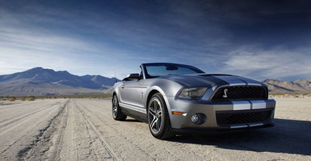 2010 Shelby Mustang GT500 Convertible