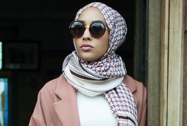 Mariah Idrissi, la modelo con hijab de H&M