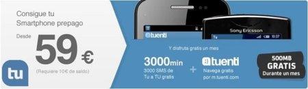 smartphones Tuenti