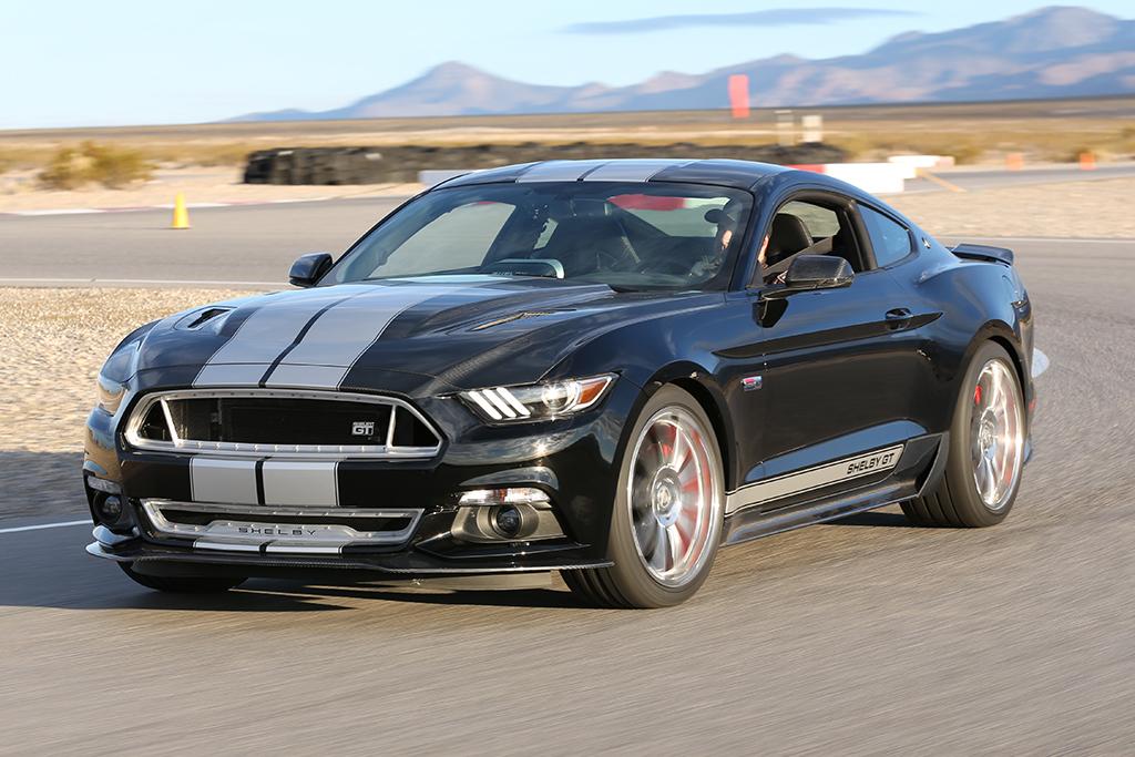 Foto de 2015 Shelby GT Mustang (1/9)