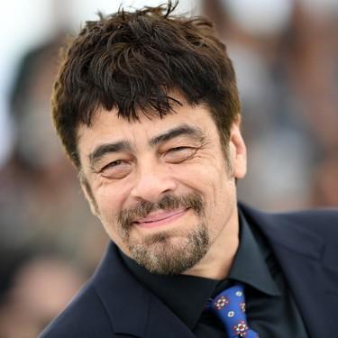 Benicio del Toro sabe cómo actualizar cualquier look para la primavera con un simple accesorio en el Festival de Cannes