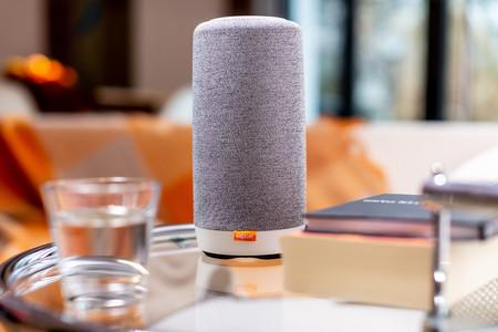 Gigaset L800HX: este altavoz inteligente con funciones de teléfono integrado quiere hacerse un hueco en el hogar conectado